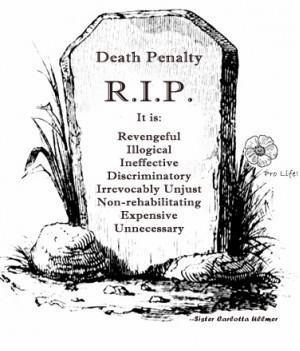 Essay Against Death Penalty